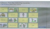 "ESL Intermediate Lesson 1: Story, Verbs, Future tense, phonics endings in ""sual"""