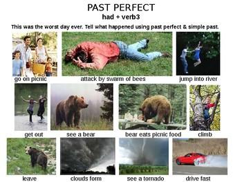 ESL Intermediate: Past Perfect & Simple Past