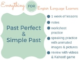 ESL Intermediate: Past Perfect & Simple Past