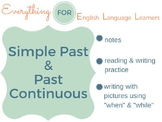 ESL Intermediate: Simple Past & Past Continuous