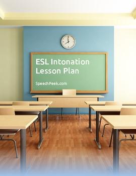 ESL Intonation Lesson Plan
