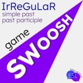 ESL Irregular Simple Past / Irregular Past Participle Review Game