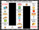 ESL Junk Food & Treats Vocabulary Board Game