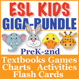 ESL KIDS BEGINNER BUNDLE