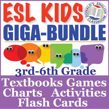 ESL Kids Intermediate Bundle
