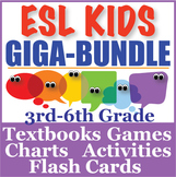ESL KIDS INTERMEDIATE BUNDLE