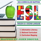 ESL - KS3 - CURRICULUM MAPPING