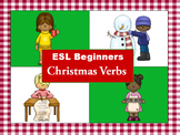 ESL Kids: ESL Beginners: Christmas Verbs