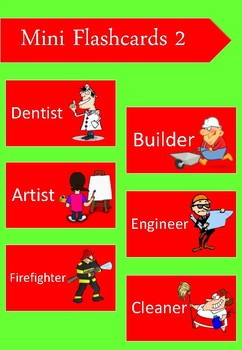 ESL Kids for Beginners (Occupations)
