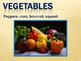 Foods for ELLS