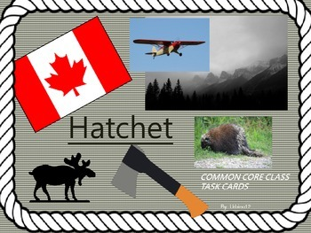 HATCHET TASK CARDS