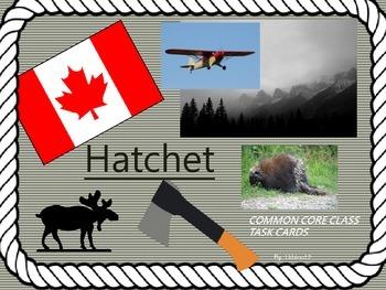 HATCHET TASK CARDS