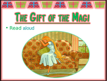 The Christmas Presents AKA The Gift of the Magi by O.Henry