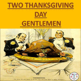Two Thanksgiving Day Gentlemen by O.Henry Worksheet