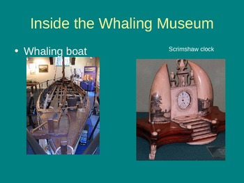 Whaling and Fishing on Long Island