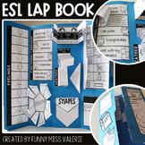 ESL Lap Book