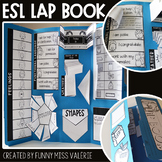 ESL Lap Book