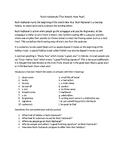 ESL Lesson For Rosh Hashanah (The Jewish New Year)