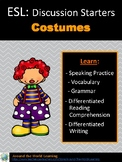 ESL Lesson: Halloween