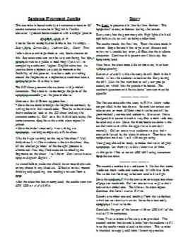 ESL Lesson Plan & Worksheets (Print) - Infinitives 2