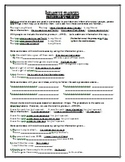 ESL Lesson Plan & Worksheets (Print) - Relative Clauses 1