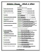 ESL Lesson Plan & Worksheets (Print) - Relative Clauses 1