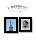 ESL Lesson about Emma Lazarus