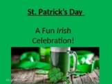 ESL Lesson on St. Patrick's Day