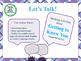 ESL Let's Talk! Conversation Starters - ESL, ENL, Speaking