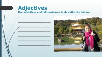 ESL Level 1 - Adjectives, Yes/No Questions, Colors, Color Game