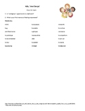 ESL Listening Activity-Kids, Take Charge (Indian accent)