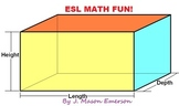 ESL MATH FUN! (SPANISH, FRENCH, KOREAN, VIETNAMESE ETC, 74 PP)