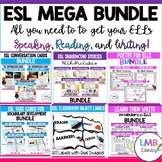 ESL Newcomer Activities Bundle-Great for Newcomers or Beginner ELLs