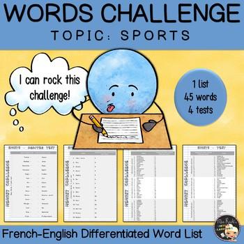 ESL Memory-Challenge - Sports
