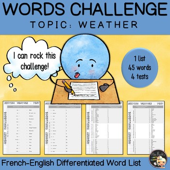 ESL Memory-Challenge - Weather