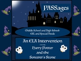 "ESL Middle School and ESL High School ELA Intervention: Harry Potter ""PASSages"""
