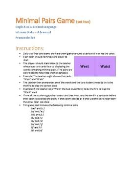 ESL Minimal Paris Game 2