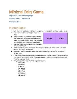 ESL Minimal Paris Game