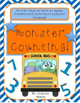 ESL Monster Counting
