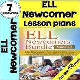 ENGLISH NEWCOMERS BUNDLE {ESL Newcomers Activities | ESL r