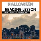 ESL Newcomer Activities and ESL Reading Comprehension: Halloween