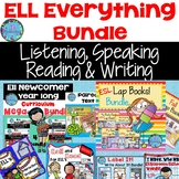 ESL Newcomer Activities English As A Second Language  ELL SPED