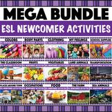 #AUSTEACHERBFR ESL Newcomer Activities Megabundle