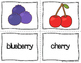 ESL Newcomer Fruit Vocabulary Activties