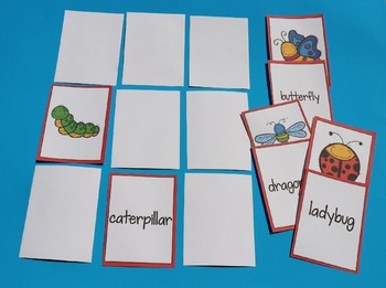 ESL Vocabulary: Insects and Creatures - Great ELL Activities