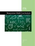 ESL Newcomer Math Curriculum