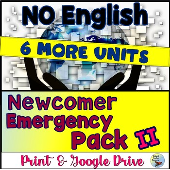 ESL Newcomer Pack 2 - All New Units