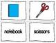 ESL School Vocabulary Activities