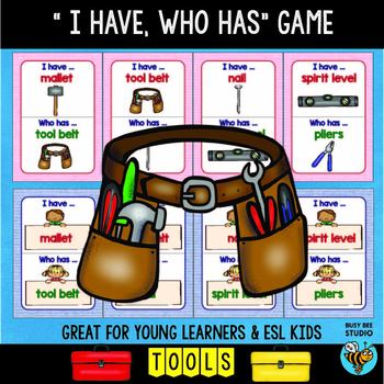 ESL I have who has Game | Tools