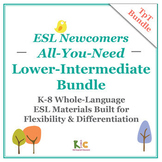 ESL Newcomers All-You-Need Lower-Intermediate Bundle